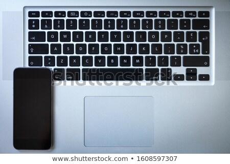 imprensa · botão · negócio · on-line · preto · teclado - foto stock © tashatuvango