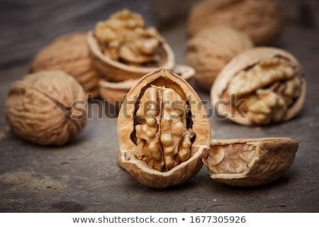 Ensemble fissuré brisé fraîches saine organique Photo stock © Digifoodstock