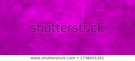 Grunge bannière violette espace dessinés à la main Photo stock © Sonya_illustrations