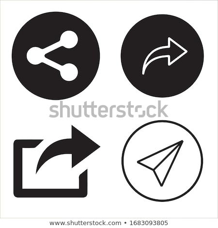 Share symbol. Stock photo © smoki