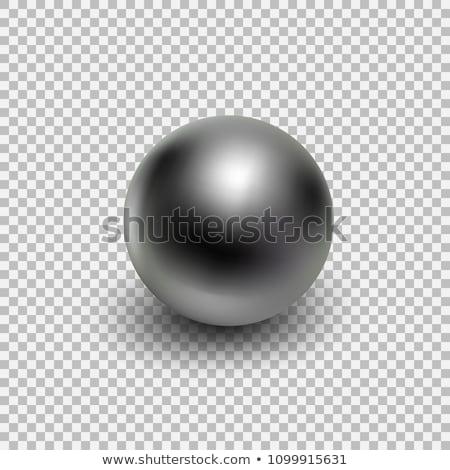 Acél labda lánc börtön sejt digitális illusztráció Stock fotó © Andreus