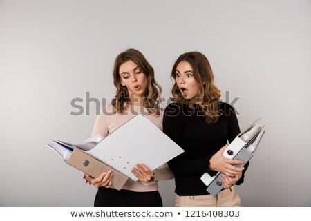 feminino · estudantes · mulher · menina - foto stock © deandrobot