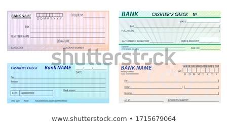 денежный сделка финансовых оплата автоматический Сток-фото © robuart