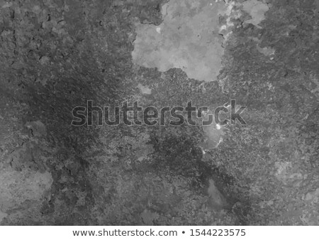 Rough grey concrete cement striped wall Stock photo © boggy
