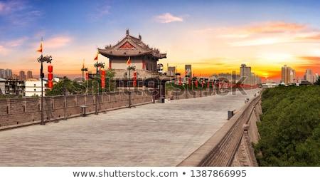 Xian, China Stock photo © bbbar