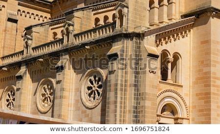 подробность · Церкви · острове · Мальта · архитектура · путешествия - Сток-фото © travelphotography
