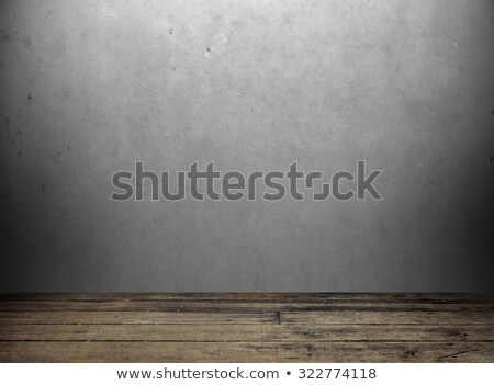 Bois gris mur brun clous Photo stock © Gbuglok