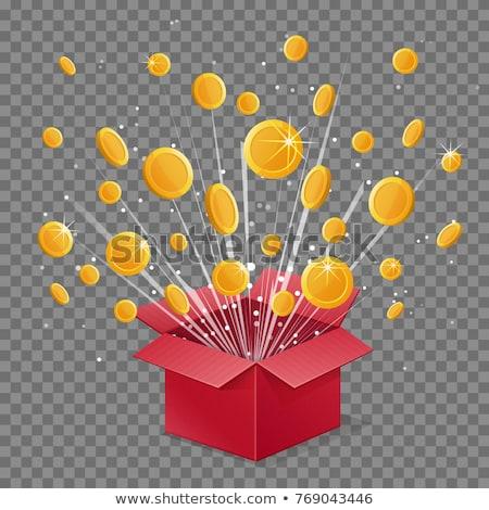 Money box is open Stock photo © zzve