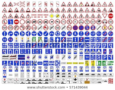 ígéret zöld irányítás nyíl jelzés felirat nyíl Stock fotó © tashatuvango