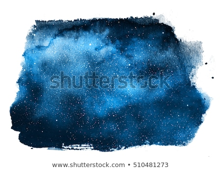 painting the night sky stock photo © fisher