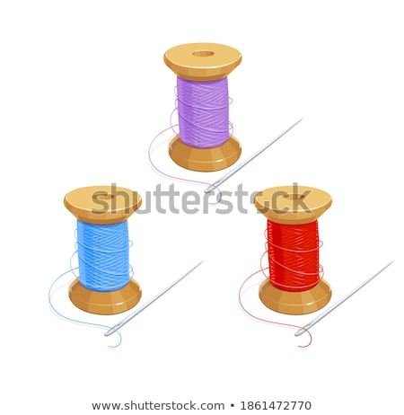Thread reels Stock photo © gemenacom