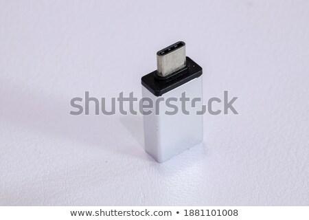 OTG adapter Stock photo © ajt