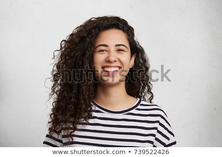 Portriat of the young woman Stock photo © boggy