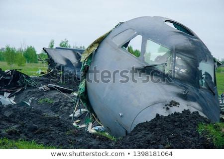 militar · carga · avião · pesado · poder · moderno - foto stock © smuki