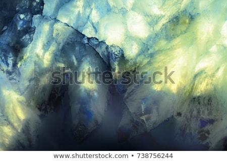 Renk akik mineral kırmızı takı kristal Stok fotoğraf © jonnysek