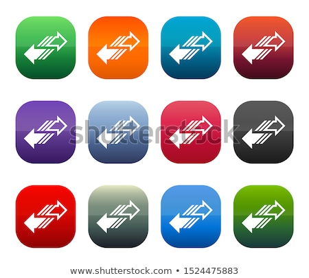 currency sign square vector pink icon design set stock photo © rizwanali3d