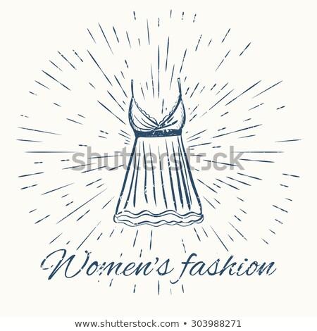 kapsalon · logo · symbool · zorg · salon · schoonheid - stockfoto © netkov1