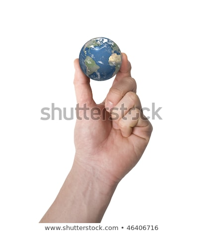 Pinch the Ball Stock photo © AlphaBaby