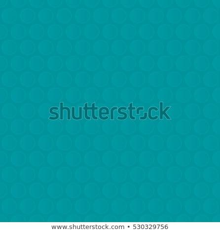 Buborék csomagolás zöld semleges végtelen minta modern Stock fotó © almagami