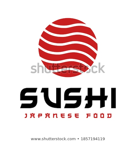 sushi logo concept stock photo © sdcrea