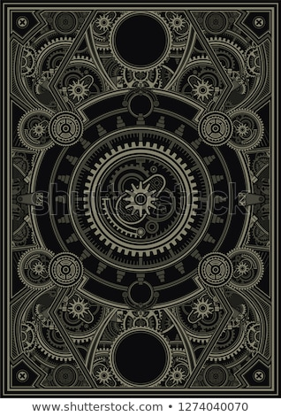 Medieval Clockworks Stock photo © searagen