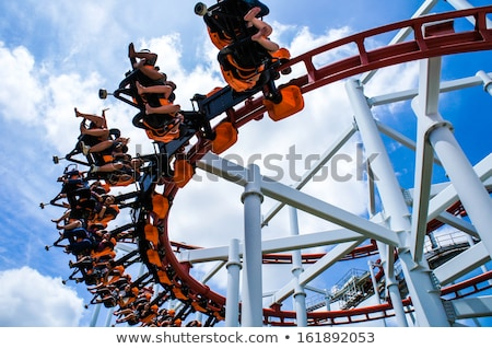 Theme park Stock photo © colematt
