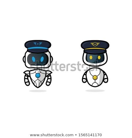 警察 将来 人工知能 兵器 スタイル ストックフォト © jossdiim
