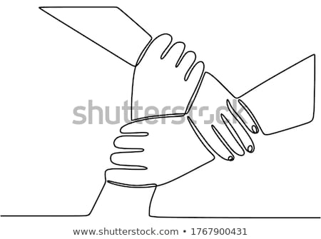Partner relations stock photo © DragonEye