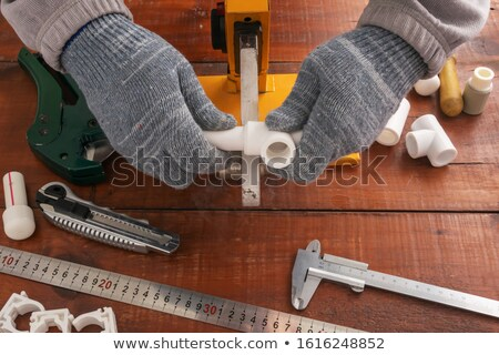 Home Plumbing Service Stock photo © AndreyPopov
