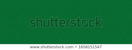 Felt Fabric Texture - Green Stock photo © eldadcarin