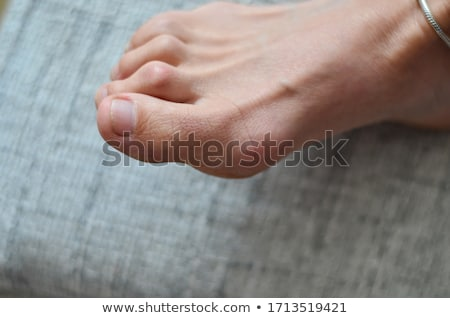 Toes. Stock photo © snyfer