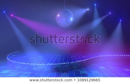 3D carrelage résumé échiquier fond Photo stock © ArenaCreative
