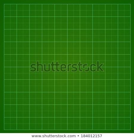 Radar tela ilustração lata fundo metal Foto stock © ArenaCreative