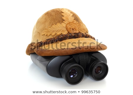 traditional transylvanian hunting hat Stock photo © taviphoto