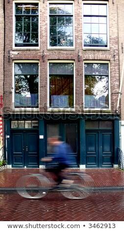 Anne Frank in Amsterdam Stock photo © Vividrange