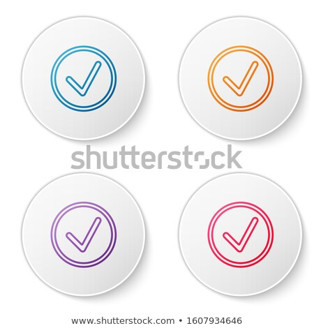Set of voting web buttons  Stock photo © alexmillos