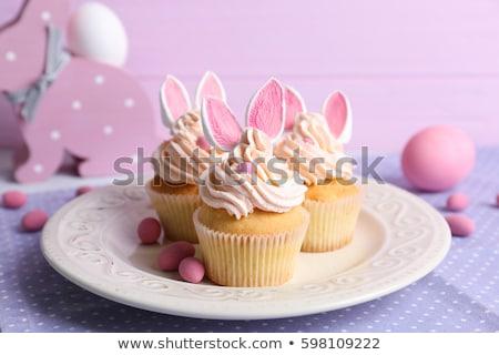 イースター バタークリーム 卵 春 チョコレート ストックフォト © M-studio