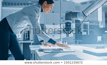 Stylish female Stock photo © pressmaster