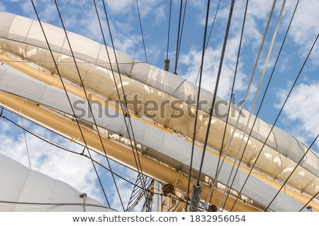 Sailing the Pacific Stock photo © rmbarricarte