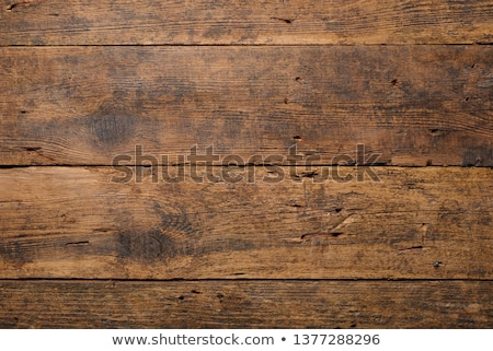 old wooden boards stock photo © saharosa