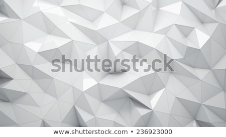 Abstract low poly background, geometry triangle stock photo © teerawit