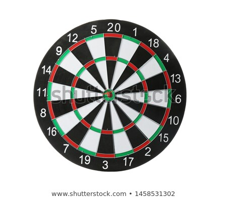 darts game arrow stock photo © mayboro1964