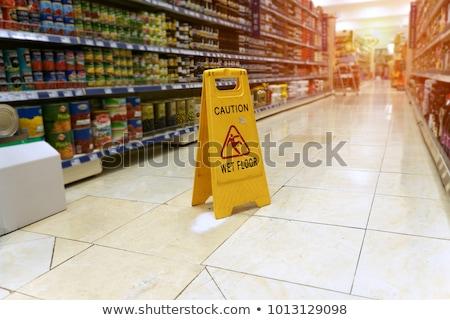 slip and fall stock photo © alexeys