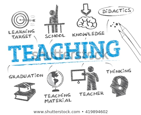 生活 コーチング いたずら書き アイコン 黒板 ストックフォト © tashatuvango