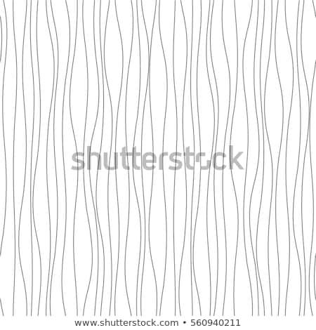 Vetor sem costura ondulado linha padrão criador Foto stock © blumer1979