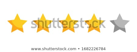 star rating review symbol for website or app Stock photo © SArts