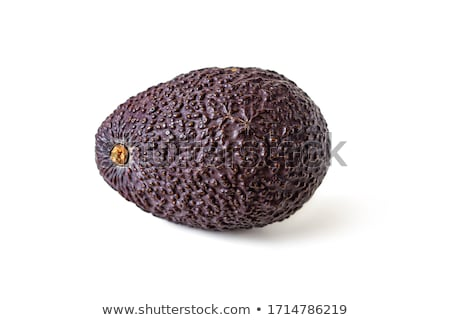 Hass avocados on the dark background Stock photo © Alex9500