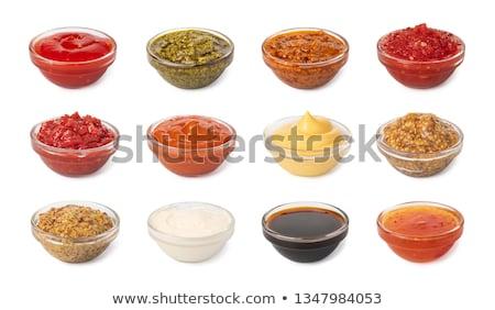 Hot Tomato-Pepper Sauce Stock photo © Digifoodstock