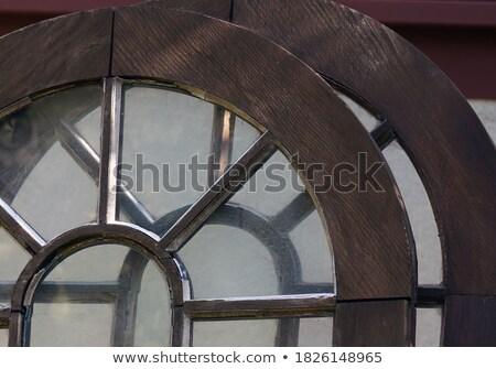 ciemne · kule · orbita · około · świetle · streszczenie - zdjęcia stock © romvo
