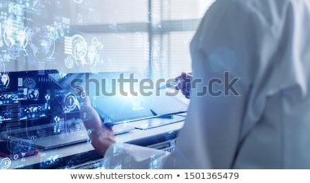 革新的な 実験 医療 室 グループ 野心的な ストックフォト © pressmaster